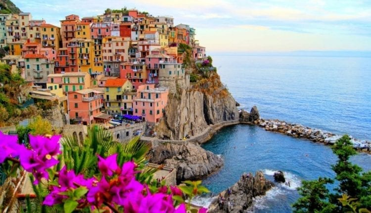 What are the 10 most visited cities in Northern Italy?