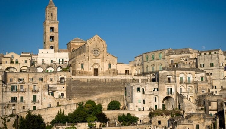 What are the 10 most visited cities in southern Italy?