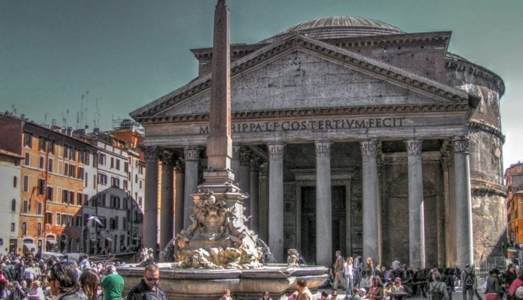 Visiting The Pantheon In Rome?