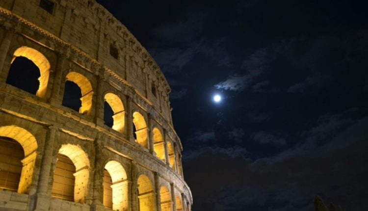 What to do in Rome at Night?