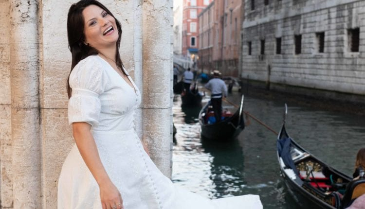 Let´s make a photoshoot in Venice?