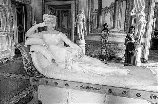 How to book the Borghese Gallery using the Roma Pass?