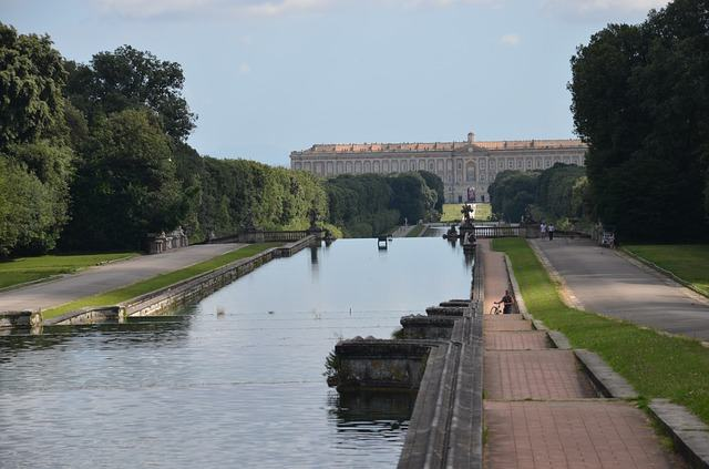 Lets visit the Palace of Caserta