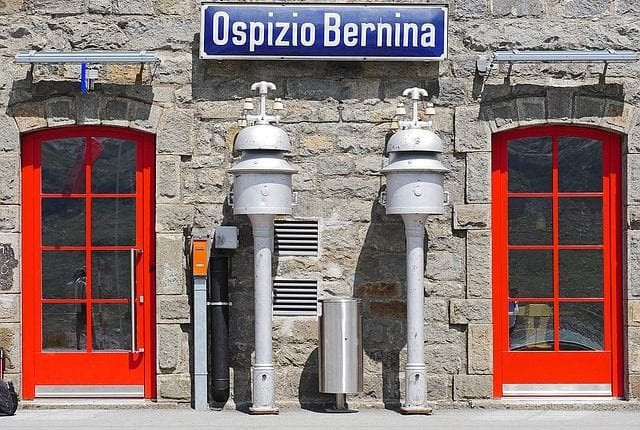The Bernina Express train in Italy: a magical tour!
