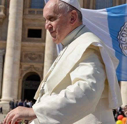 How To Request The Pope's Blessing?