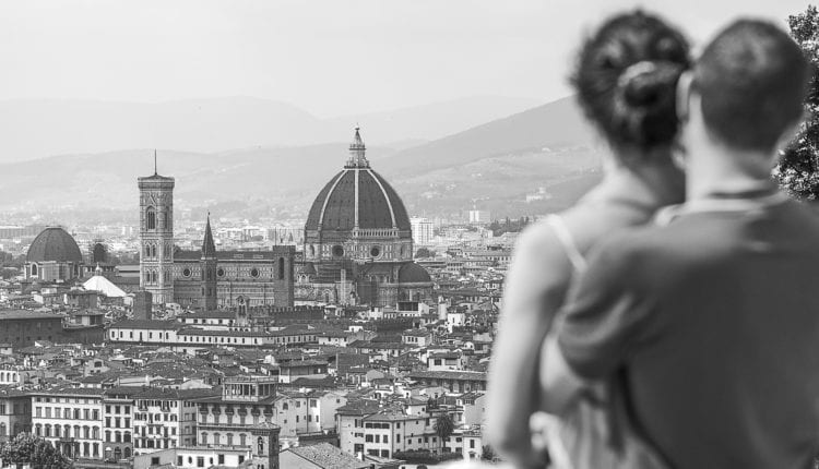The most beautiful panoramic views of Florence