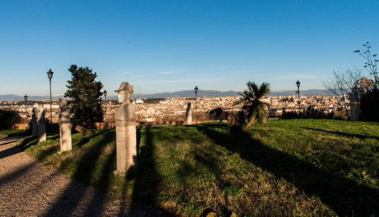 The most beautiful panoramic views of Rome