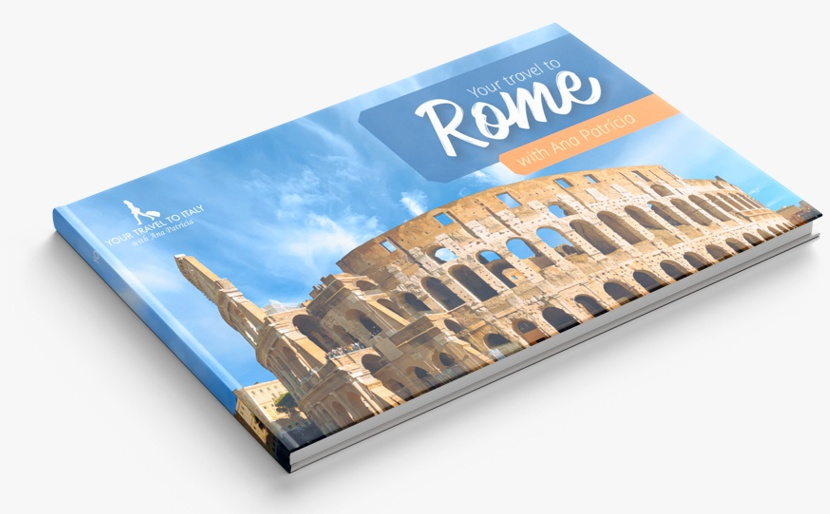 Your Travel to Italy - Ebook Rome - cover