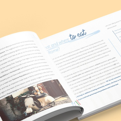 Your Travel to Italy - Ebook Rome - internal2