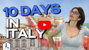 Your Travel to Italy - Youtube thumb